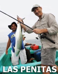Average catch from five to twenty-five nice sport fish.