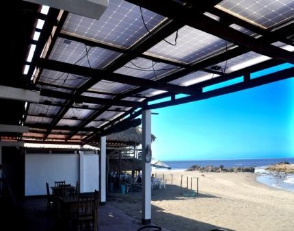 27 230 watt panels