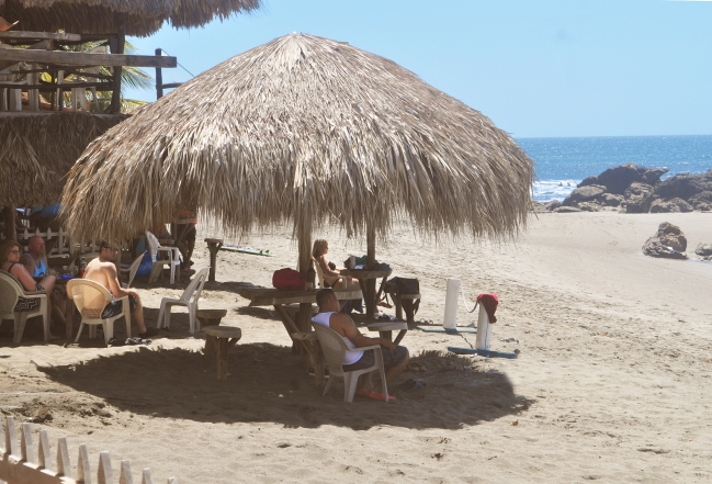 Rancho on beach booking